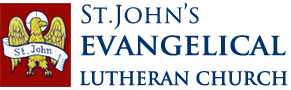 St. John's Evangelical Lutheran Church Logo
